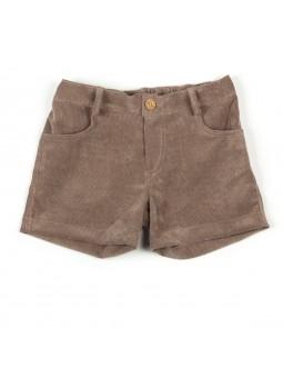 Pantalón de pana marrón- Tienda El Angelito Leo